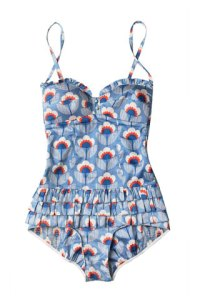 Orla Kiely Bathing suit